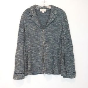 St.John Collection Women's Knit Jacket Sz14